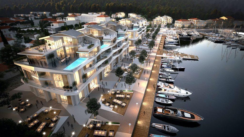 Portonovi Luxury Resort, Montenegro